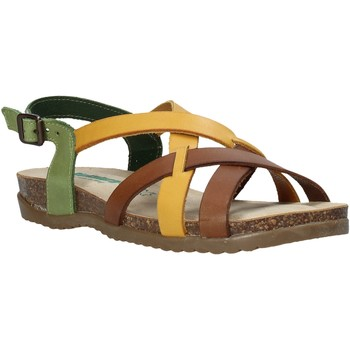 Zapatos Mujer Sandalias Bionatura 34A2168-I-GOIM08 Marrón
