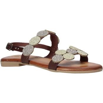 Zapatos Mujer Sandalias Dorea MH114 Marrón