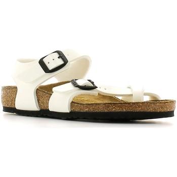 Zapatos Niños Sandalias Birkenstock 310063 Blanco