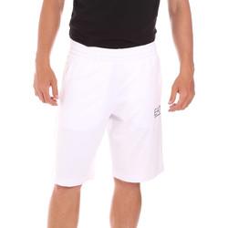textil Hombre Bañadores Ea7 Emporio Armani 3KPS59 PJ05Z Blanco
