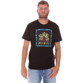 textil Hombre Camisetas manga corta Sundek M021TEJ78FL Negro