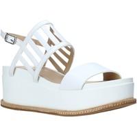 Zapatos Mujer Sandalias Apepazza S0CHER03/LEA Blanco
