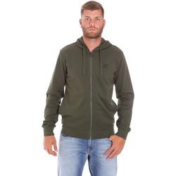 textil Hombre Sudaderas Ea7 Emporio Armani 8NPM03 PJ05Z Verde