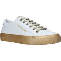 Zapatos Mujer Zapatillas bajas Manila Grace S634CU Blanco