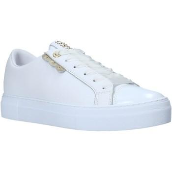 Zapatos Mujer Zapatillas bajas Manila Grace S647LU Blanco
