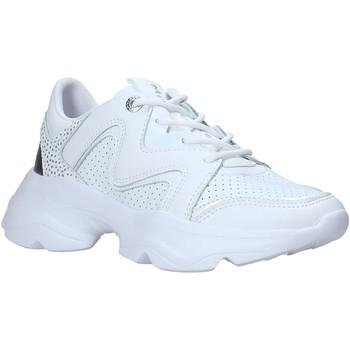 Zapatos Mujer Zapatillas bajas Manila Grace S667LU Blanco