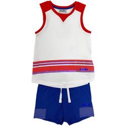 textil Niños Conjunto Diadora 102175915 Blanco