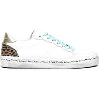 Zapatos Mujer Zapatillas bajas Manila Grace S640CU Blanco