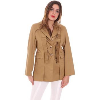 textil Mujer Chaquetas / Americana Dixie J212P011 Verde