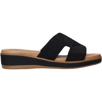 Zapatos Mujer Zuecos (Mules) Susimoda 1032 Negro