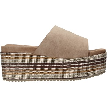 Zapatos Mujer Zuecos (Mules) Onyx S20-SOX751 Marrón