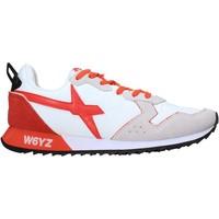 Zapatos Hombre Zapatillas bajas W6yz 2013560 01 Blanco