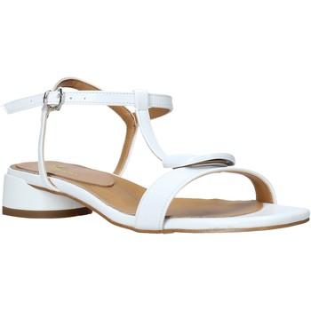 Zapatos Mujer Sandalias Grace Shoes 971002 Blanco