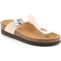 Zapatos Mujer Chanclas Grunland CB2430 Rosado