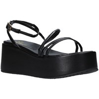 Zapatos Mujer Sandalias Grace Shoes 136006 Negro