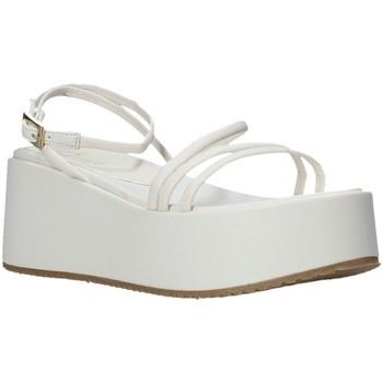 Zapatos Mujer Sandalias Grace Shoes 136006 Blanco