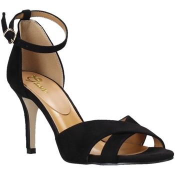 Zapatos Mujer Sandalias Grace Shoes 934004 Negro
