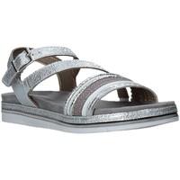 Zapatos Mujer Sandalias Marco Tozzi 2-2-28627-26 Plata