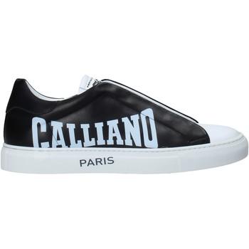 Zapatos Hombre Zapatillas bajas John Galliano 11007/CP B Negro
