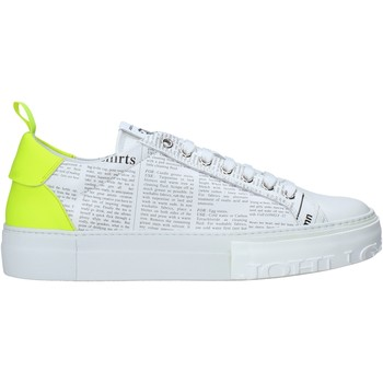 Zapatos Hombre Zapatillas bajas John Galliano 11016/CP A Blanco