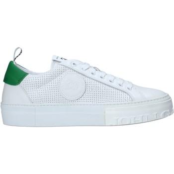 Zapatos Hombre Deportivas Moda John Galliano 11010/CP A Blanco