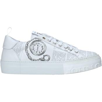 Zapatos Hombre Zapatillas bajas John Galliano 11018/CP A Blanco