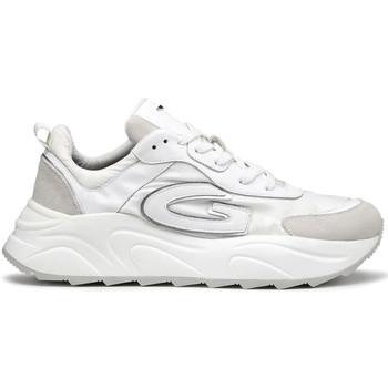 Zapatos Hombre Deportivas Moda Alberto Guardiani AGM003608 Blanco