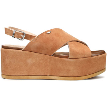 Zapatos Mujer Sandalias Alberto Guardiani AGW003001 Marrón