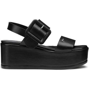 Zapatos Mujer Sandalias Alberto Guardiani AGW003105 Negro
