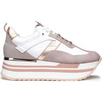 Zapatos Mujer Zapatillas bajas Alberto Guardiani AGW004302 Blanco