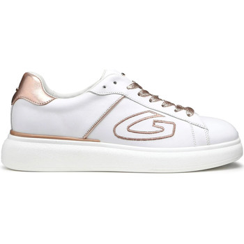 Zapatos Mujer Zapatillas bajas Alberto Guardiani AGU101126 Blanco