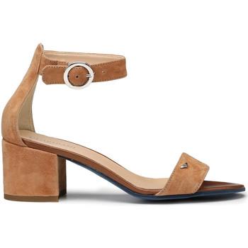 Zapatos Mujer Sandalias Alberto Guardiani AGW003201 Beige
