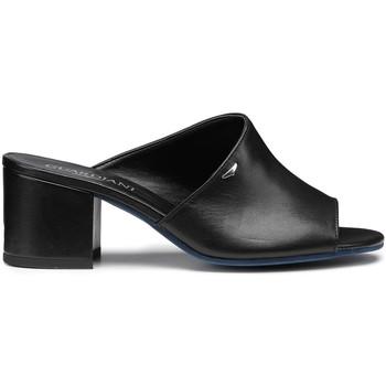 Zapatos Mujer Zuecos (Mules) Alberto Guardiani AGW003305 Negro