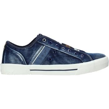 Zapatos Hombre Zapatillas bajas Wrangler WM01050A Azul