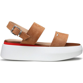 Zapatos Mujer Sandalias Alberto Guardiani AGW004101 Beige