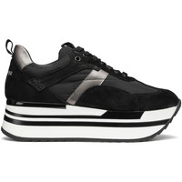Zapatos Mujer Zapatillas bajas Alberto Guardiani AGW004303 Negro