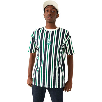 textil Hombre Camisetas manga corta New-Era 12720146 Azul