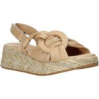 Zapatos Mujer Sandalias Sshady L2406 Beige