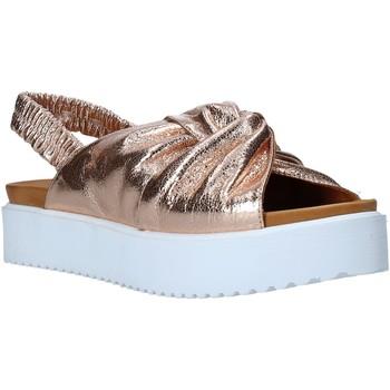 Zapatos Mujer Sandalias Sshady MRT77 Rosado