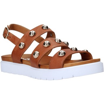 Zapatos Mujer Sandalias Sshady MRT126 Marrón