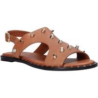 Zapatos Mujer Sandalias Sshady MRT2209 Marrón
