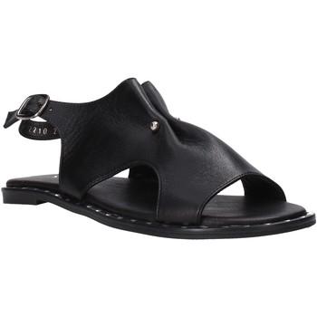 Zapatos Mujer Sandalias Sshady MRT2210 Negro