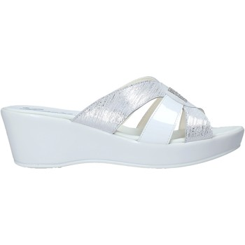 Zapatos Mujer Zuecos (Mules) Susimoda 1925 Blanco