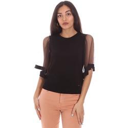 textil Mujer Tops / Blusas Gaudi 111FD53002 Negro