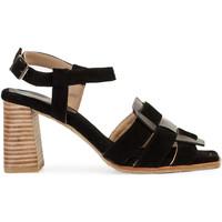 Zapatos Mujer Sandalias Paco Gil AMELIA Negro