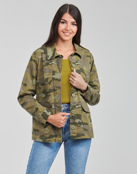 textil Mujer Chaquetas / Americana Only ONLALLY Verde