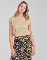 textil Mujer Tops / Blusas Only ONLSILVERY Beige