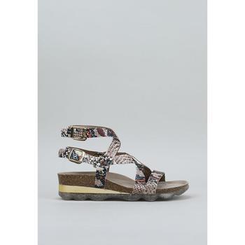 Zapatos Mujer Sandalias Senses & Shoes  Naranja