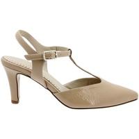 Zapatos Mujer Zapatos de tacón Piesanto 200180 Marrón
