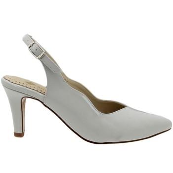 Zapatos Mujer Zapatos de tacón Piesanto 200182 Plata